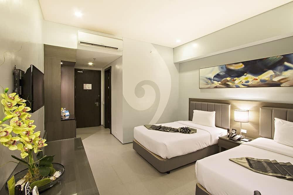 Bayfront Hotel Cebu - ROOM superior B