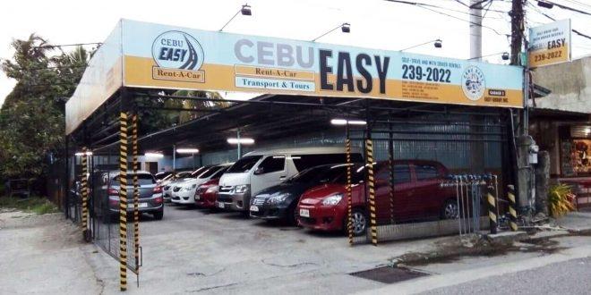 Cebu Easy Transport and Tours - Car Rental 4