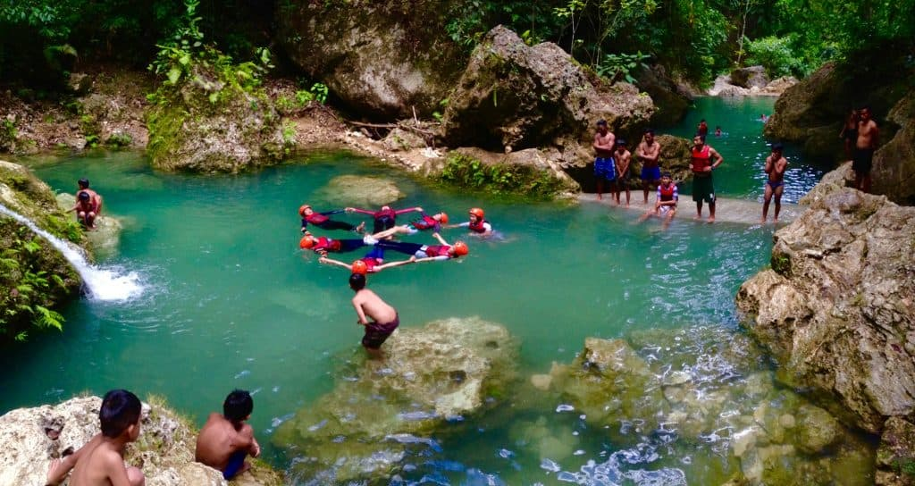 Dingayop Spring and Nature Park Dalaguete Cebu (1)