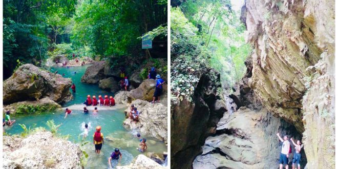 Dingayop Spring and Nature Park Dalaguete Cebu