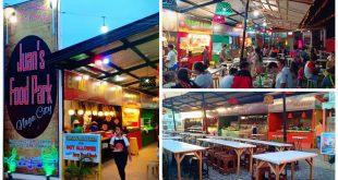 Juans Naga Food Park Cebu