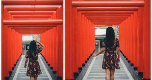 Torii Gates E-Nihon Mono Lahug Cebu