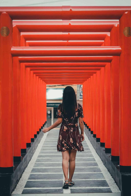 Torii Gates Lahug Japan Cebu City (2)