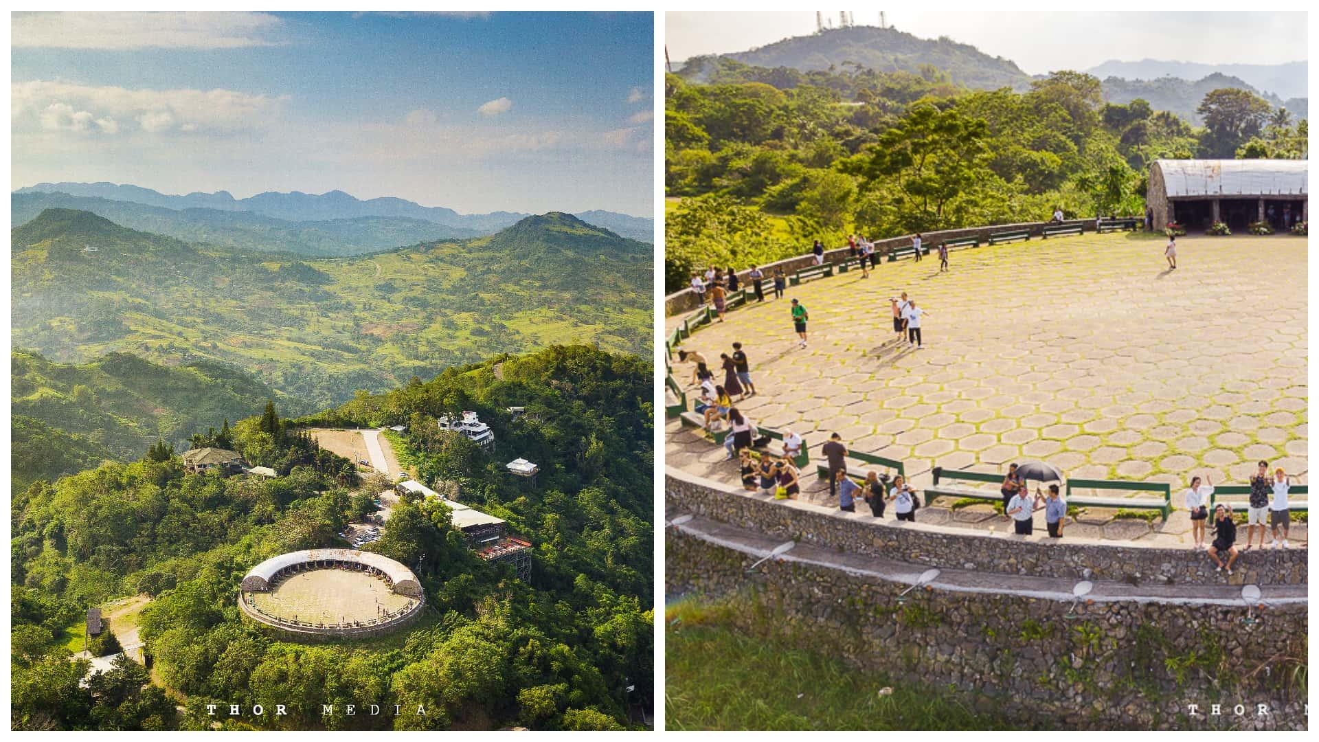 Tops Lookout: The top attraction for overlooking Cebu
