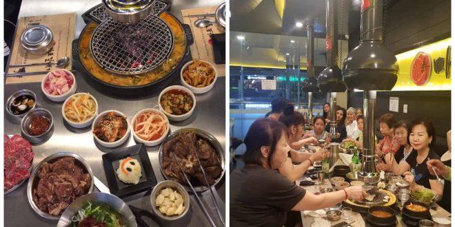 Magal Korean BBQ Mactan Maribago Cebu
