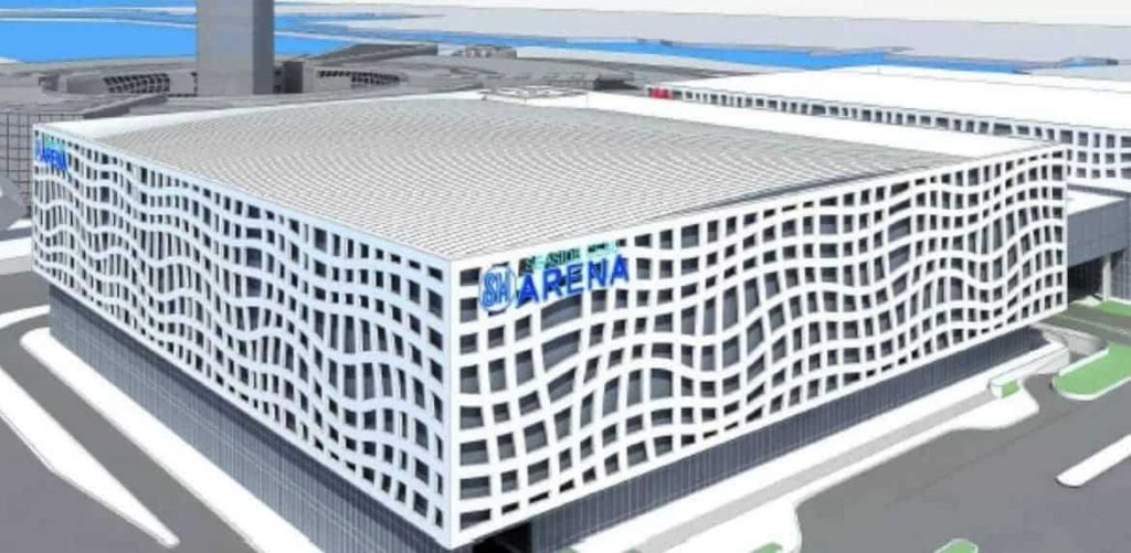 SM Seaside Arena Cebu (1)
