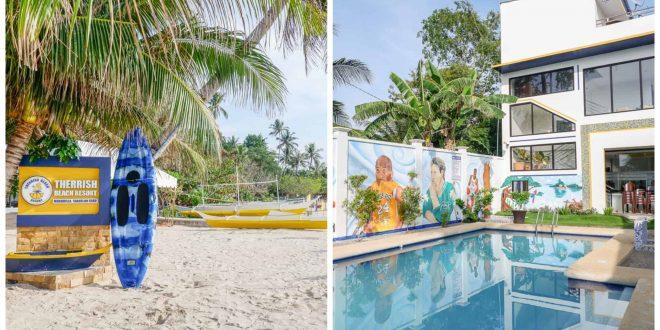 Therrish beach resort Maravilla Tabuelan Cebu