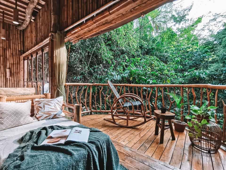 Treehouse De Valentine Nature Luxury Stay In Balamban Sugbo Ph Cebu