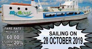 myboat naga city to pier 1 official