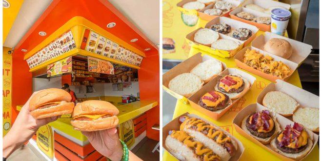 1Minute Burger Cebu