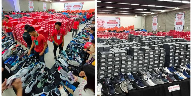 1The Sports Warehouse Big Big Holidays Sale SM Cebu