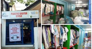 Cebu Plastic Barter Store - 12 Baskets
