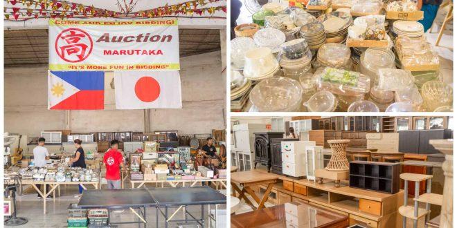 Marutaka Trading Auction Japan Surplus