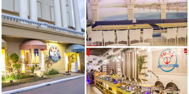 Port Buffet Restaurant Waterfront Cebu City
