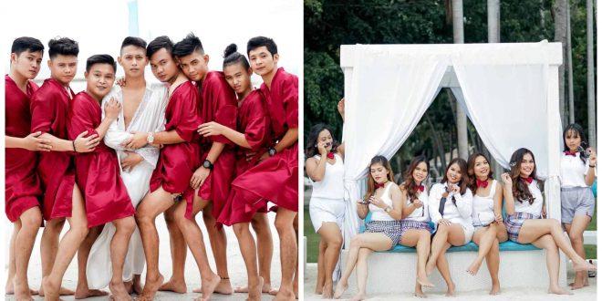 Unique Wedding Photoshoot Cebu
