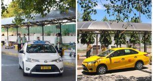 White Yellow Taxi Cebu