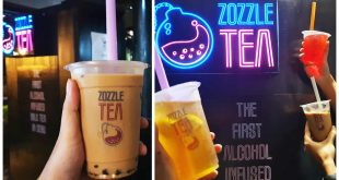 Zozzle Tea Cebu
