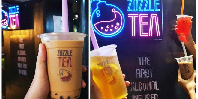 Zozzle Tea Cebu