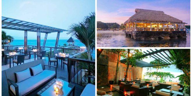 romantic restaurants in mactan cebu