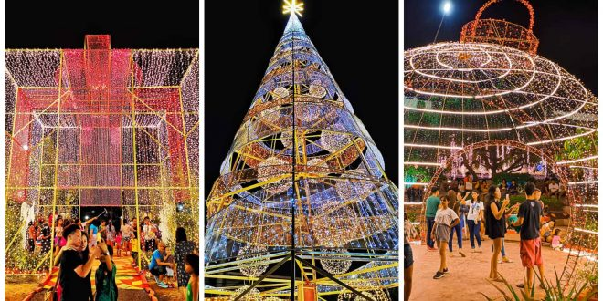 1Mandaue City Centro Christmas display