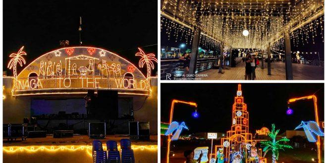 1Naga City Boardwalk Christmas Cebu