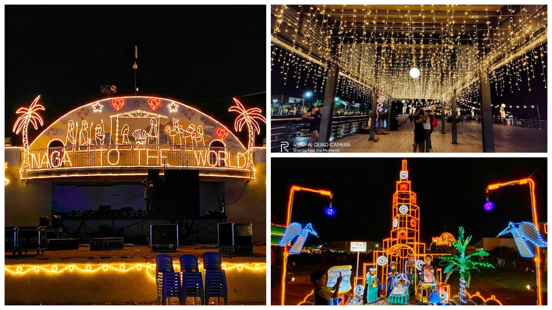 Christmas In Cebu 2021 Look Around The World Christmas Displays At Naga City Boardwalk Sugbo Ph Cebu