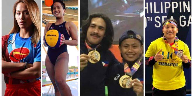 Cebuano athletes SEA Games