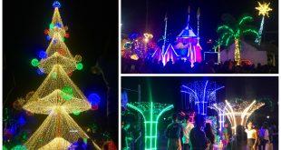 Danao City Boardwalk Christmas Village