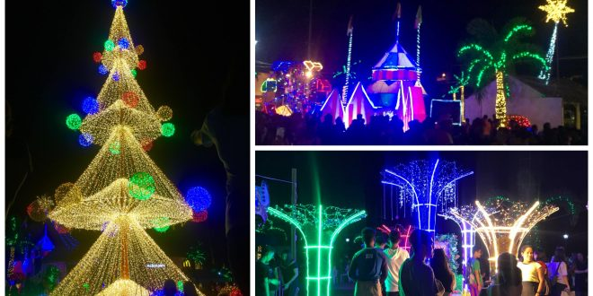 Danao City Boardwalk Christmas Village