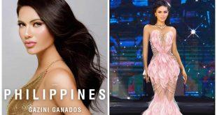 Miss Universe 2019 Gazini Ganados Philippines Bet