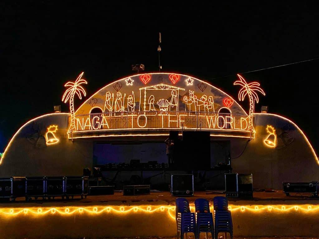 Naga City Boardwalk Christmas Cebu (1)