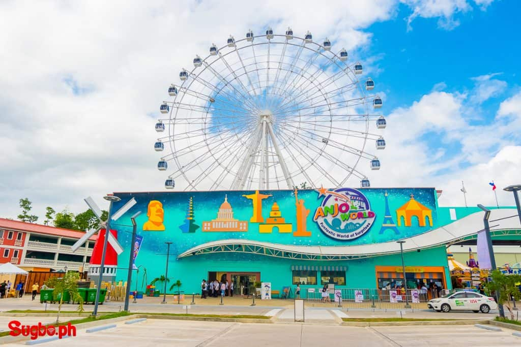 IN PHOTOS: Our experience at Anjo World Theme Park | Sugbo ...