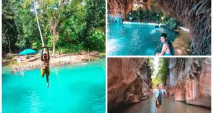 attractions tourist spots in tuburan