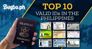 top valid ids in the philippines