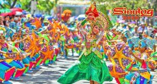 1Cebu Sinulog Grand Parade 2020