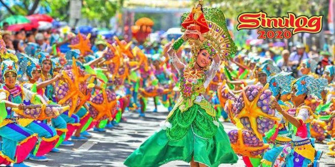 1Cebu Sinulog Grand Parade 2020