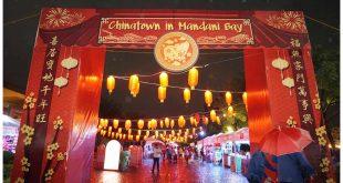 1Mandani Bay Chinese New Year Cebu
