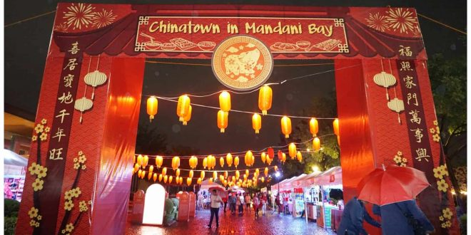 1Mandani Bay Chinese New Year Cebu