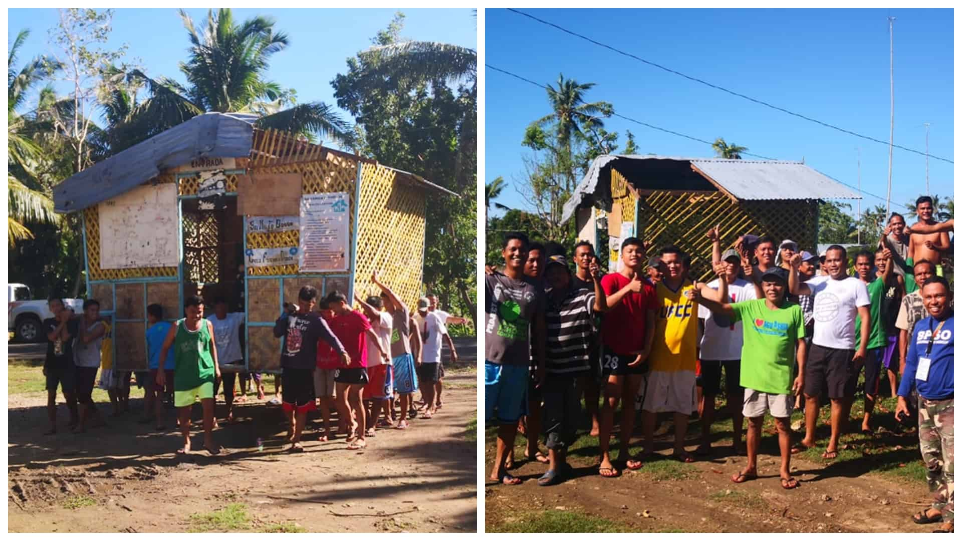 LOOK: Bayanihan Spirit seen in Medellin, Cebu | Sugbo.ph ...