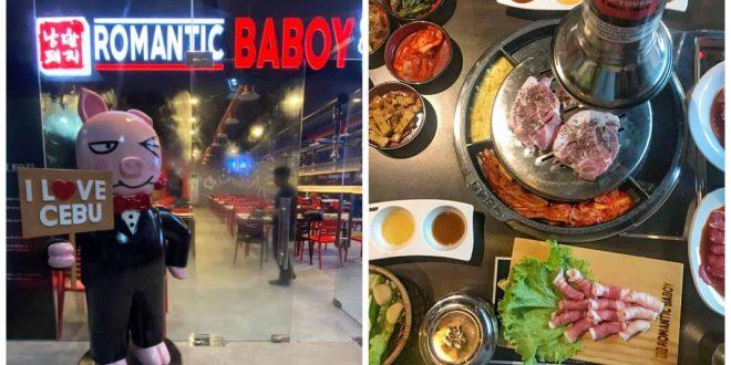 1Romantic Baboy Samgyupsal Cebu