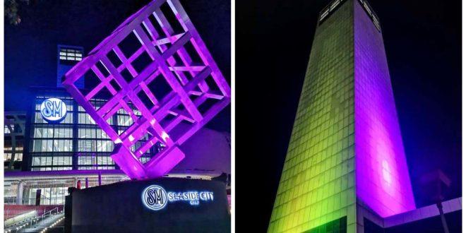 1SM Seaside Tower Kobe Bryant Tribute Cebu