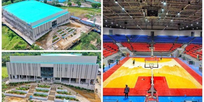 1Toledo City Sports Center Megadome Cebu