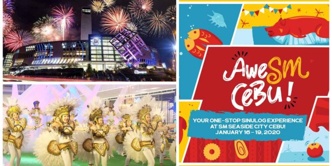 2Sinulog SM Seaside Events