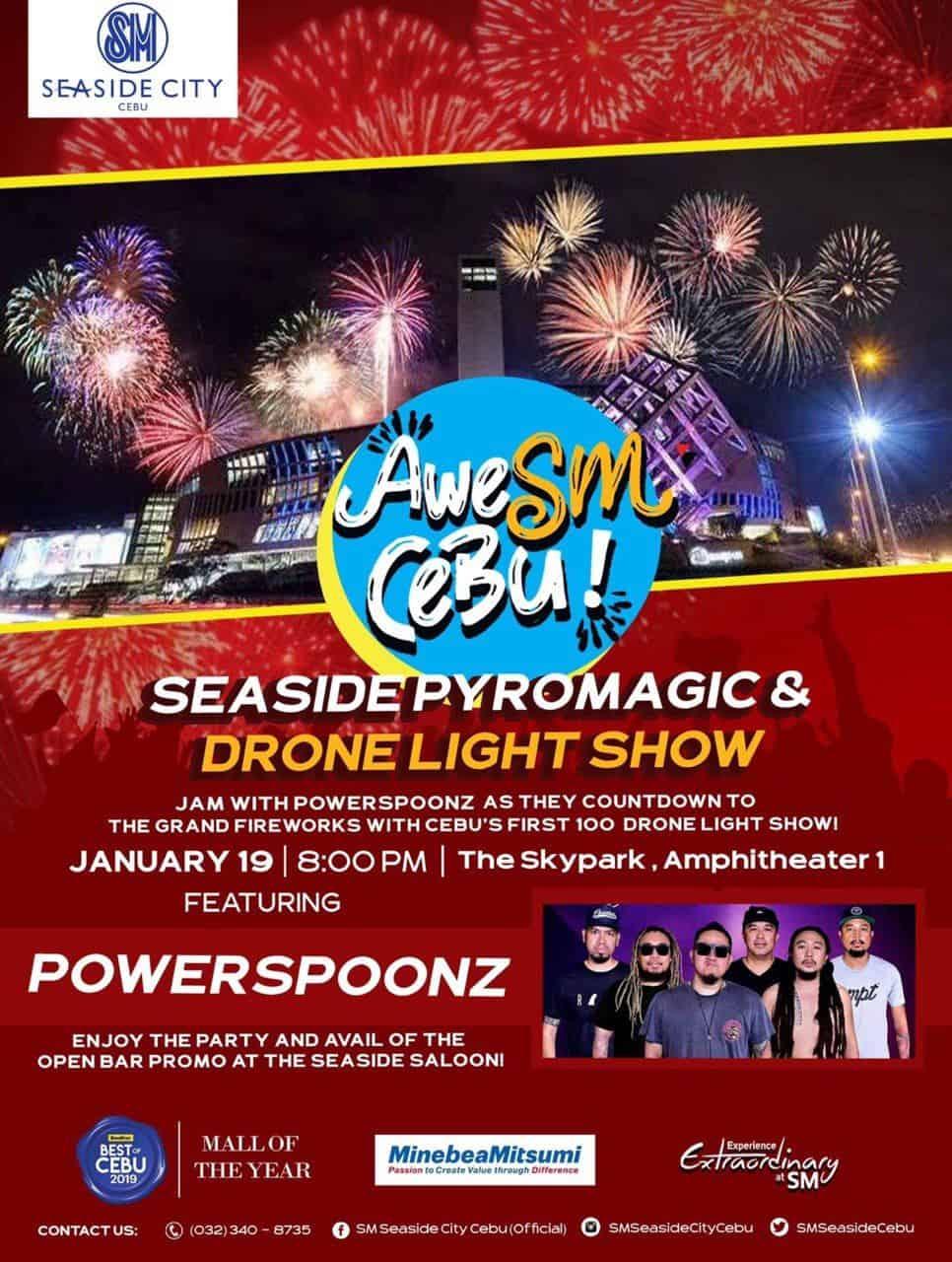 Sinulog-SM-Seaside-Powerspoonz-Drone-Light-Show-Cebu