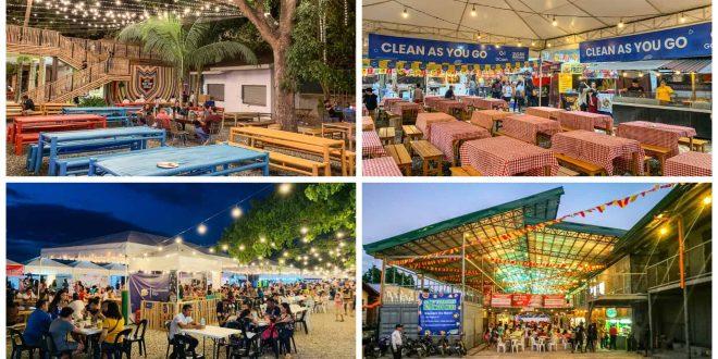Top Food Parks in Cebu