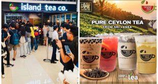 1Island Tea Co Cebu