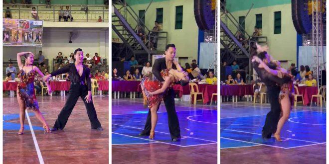 1tala dancesports seagames cebu