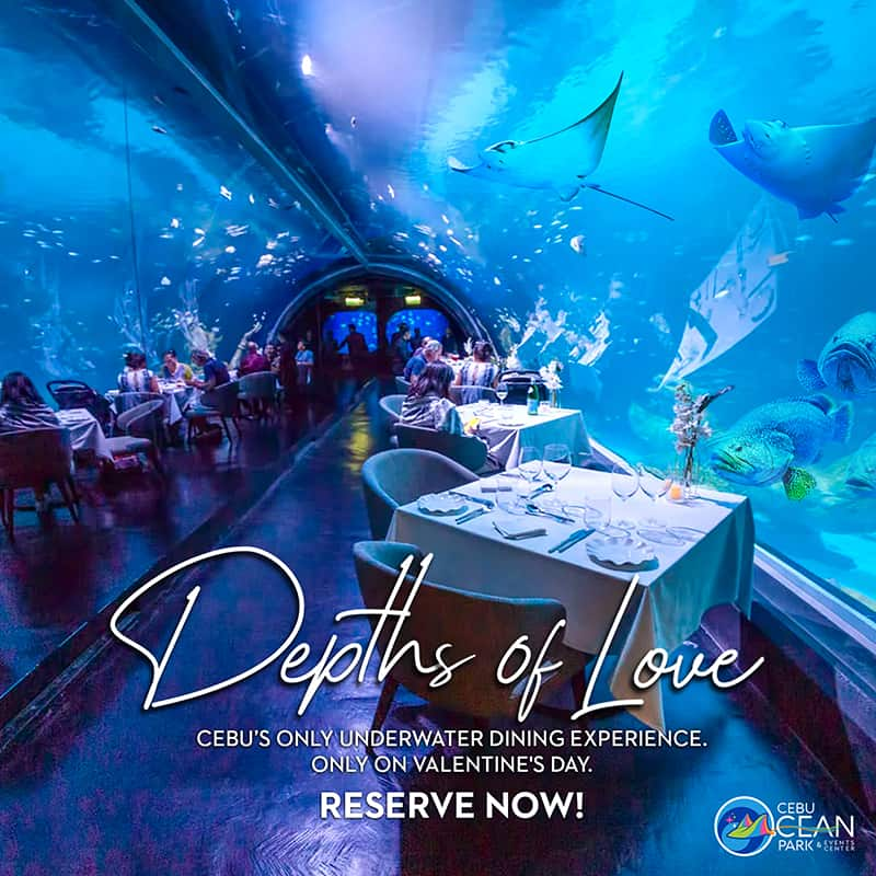 Cebu Ocean Park Depths of Love 2