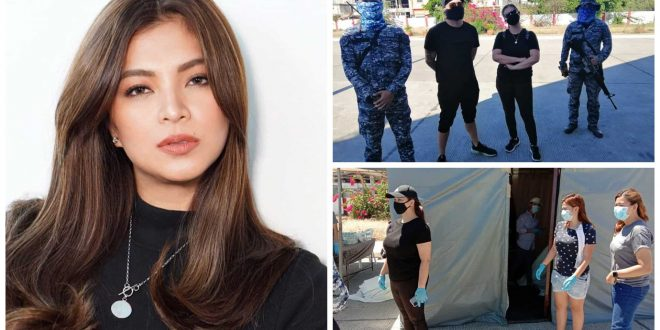 1Angel Locsin Hero COVID-19 Philippines