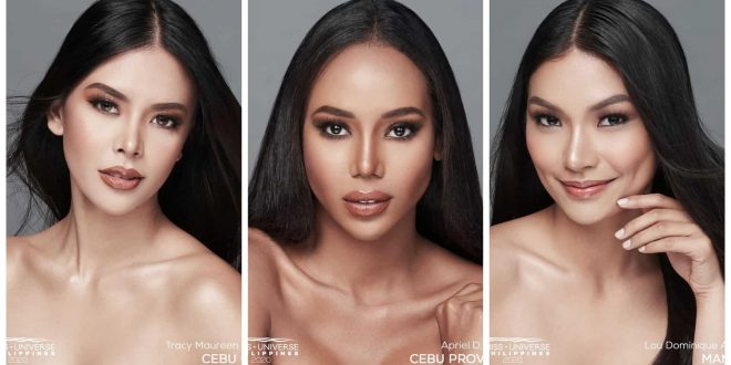 1Cebuanas for Miss Universe Philippines